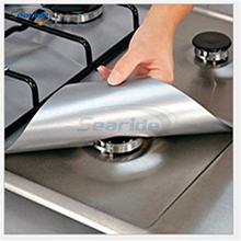 Многоразовая антипригарная фольга протектор 27 х27 см для газовой