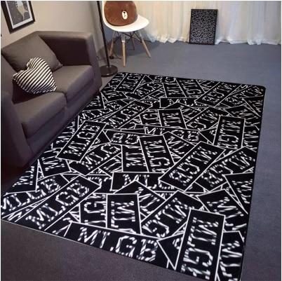 Kingart Big Living Room Carpet Kid Room Carpet Floor Mat Bedroom Rug For Home Decor and Prayer Blanket