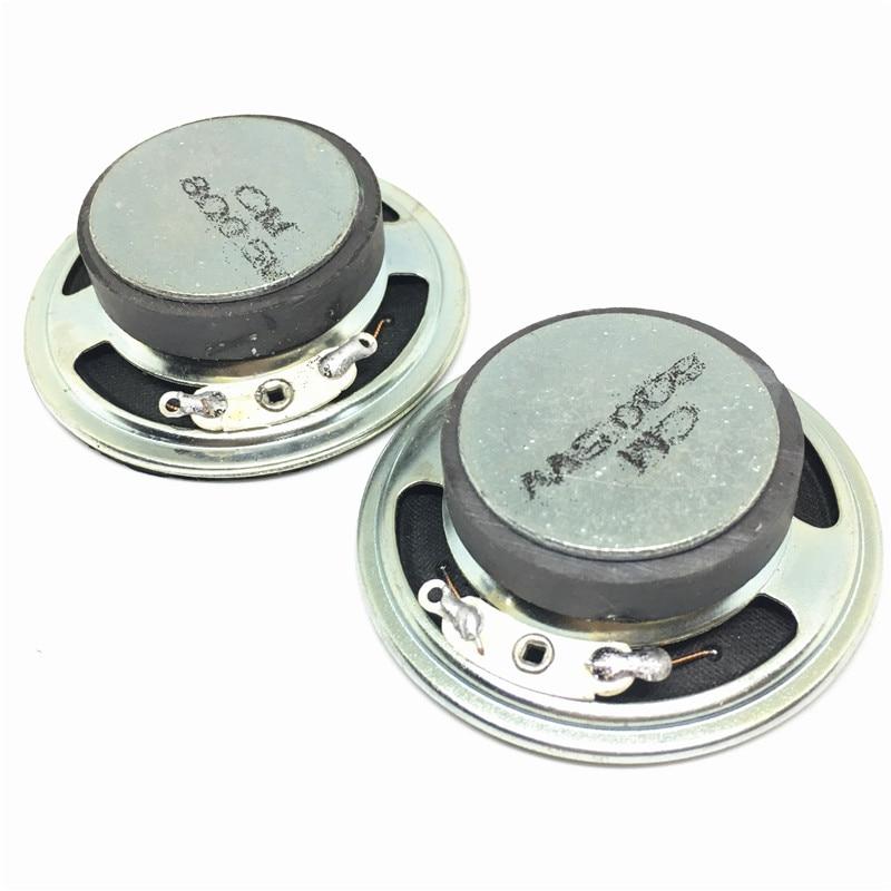 Small 8 ohm 0.5W Speakers 20/23/28/30/36/40/50MM 2CM 3CM