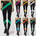 7 Colors Women's Casual Fitness Leggings Active Leggings Girl Bodybuilding Skinny Bottom Clothing Legging Women Trouser SLgs9100