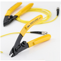 10PCS CFS 2 dual port Fibre Stripper CFS 2 Fiber wire strippers FTTP Tools CFS 2 Miller optical fiber stripping pliers