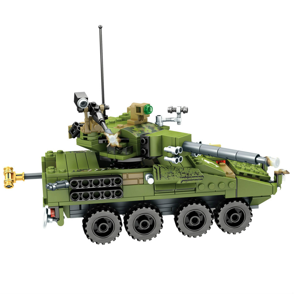 438pcs Lepins Building Blocks Military Tanks Field Armed Forces Set Army Soldiers Figures Bricks Toys for Children Friends tumama 829pcs military blocks toy 8 in 1 warship fighter tank army soldiers bricks building blocks educational toys for children