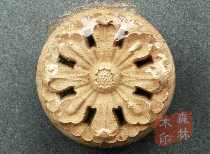 Wood antique furniture fashion furniture applique door flower patch trim  measurement(China (Mainland)