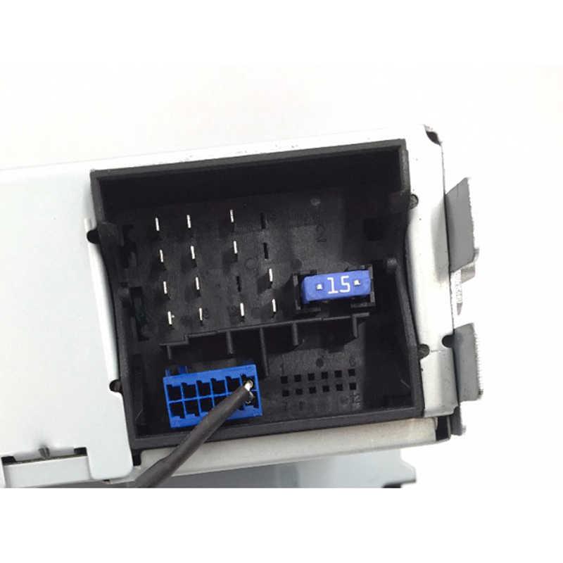 Câble RVC d'adaptateur de caméra de vue arrière de voiture MIB pour Volkswagen VW Golf VI Jetta 5 6 MK5 MK6 Passat B6 Tiguan Touran