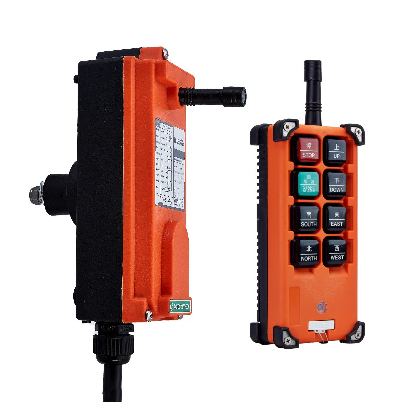 Telecrance F21 E1B Industrial radio remote control for crane and hoist