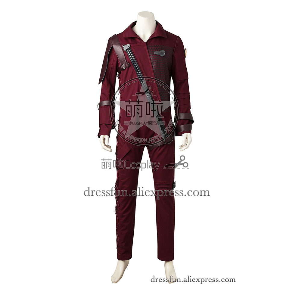 Guardians of the Galaxy Vol. 2 Cosplay Costume Baby Groot Outfits Uniform Full Set Jumpsuit Fashion Fast Shipping Halloween