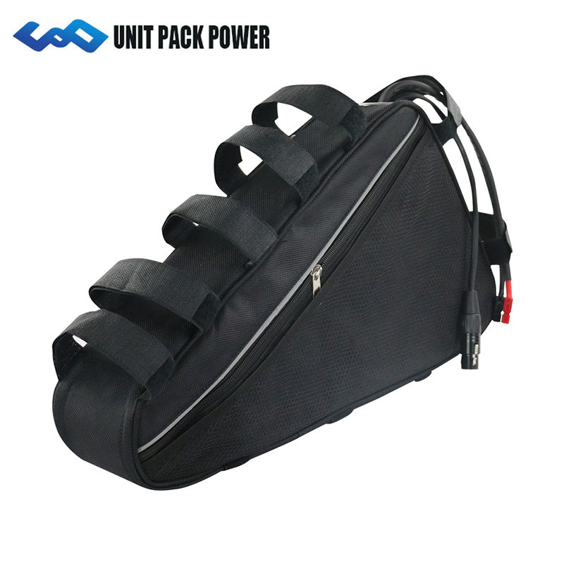 Super Power Ebike Triangle Battery Pack Lithium Battery 48V 30Ah 1000W Electric Bike Battery with 30A BMS and 4A Charger