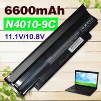 7800mAh Laptop Battery For Dell Inspiron N4010 N5010 N5110 14R 15R 17R 06P6PN 07XFJJ 0YXVK2 383CW