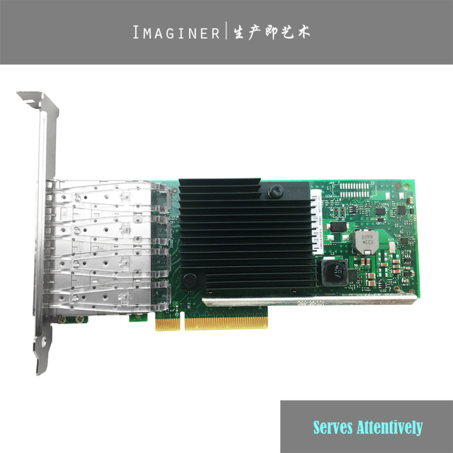 Intel Converged Network Adapter X710-Q1 Ethernet Driver for Mac