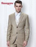Khaki Suit Men Men's Mens Prom Tuxedos Colorful Mens Suits White Custom Prom Suit Tuxedo Suits 10 Colors D321