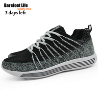 Elastic Woman And Man Shoes Lightweight Sneakers Flexible Lady And Gentleman Shoes Superflexi Footwears Easily Bent