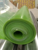 Colored Silicone Rubber Sheet Width 1000mm 1200mm 914 4mm Thickness 1mm 2mm Custom Made Silicone Rubber