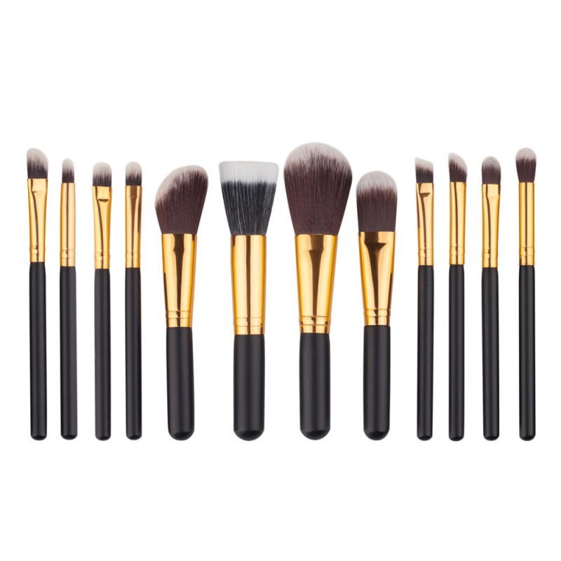 12pcs/set Professional Eye brushes set eyeshadow Foundation Mascara Blending Pencil brush Makeup brushes Make up tool Cosmetic 12pcs eye makeup brushes set eyeshadow