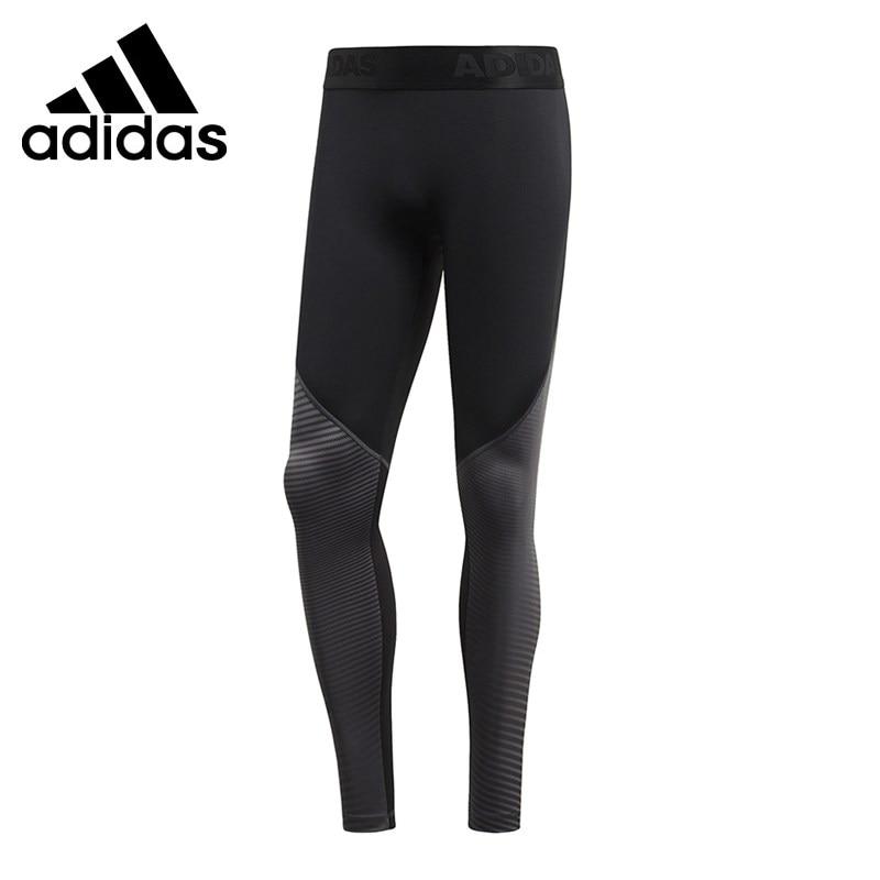 Original New Arrival 2018 Adidas ALPHASKIN SPR Men's Trainning Pants Sportswear