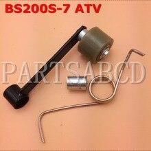 Натяжитель цепи с роликами комплекты Bashan 200cc Atv Quad части BS200S-7