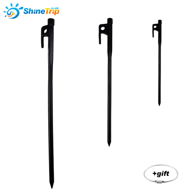 4 pcs ShineTrip C&ing tent pegs stainless steel pegs tent Accessories 20cm30cm40cm  sc 1 st  AliExpress.com & Aliexpress.com : Buy 4 pcs ShineTrip Camping tent pegs stainless ...