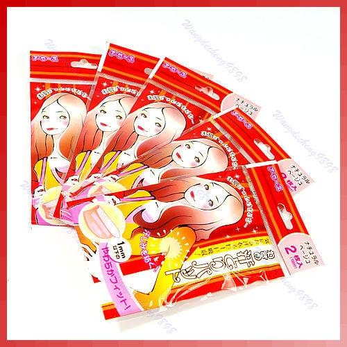 10Pack/Lot Antiperspirant Underarm Dress Sticker Underarm Armpit Sweat Pads Sweat Deodorant Patch Men Women Armpit Sticke