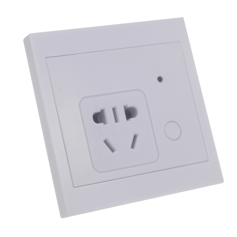 WIFI Wireless Remote Control Smart Wall Socket Phone APP Remote Control Home Timer Switch 86 Universal 220V Wall Switch Socket sonoff wireless wifi switch universal smart home automation module timer diy wifi remote control switch on off wireless timer