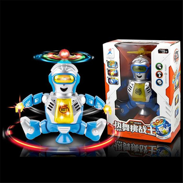 high quality Electronic Walking Dancing Smart Space Robot Astronaut Kids Music Light Toys