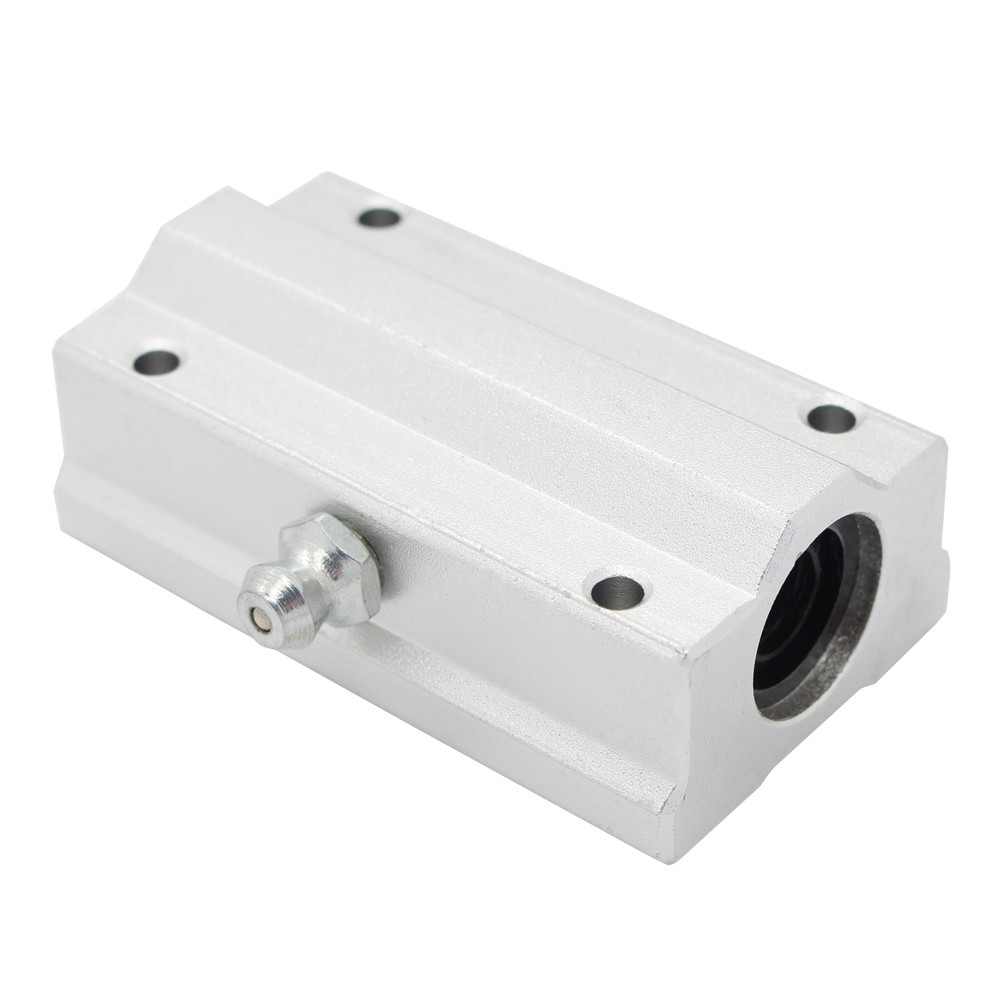 SC10LUU 10mm Linear axis Lengthen Bearing pillow Bolck Linear unit for CNC 3d printer