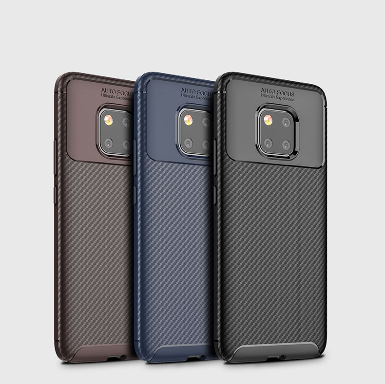 For <font><b>Huawei</b></font> <font><b>Mate</b></font> <font><b>20</b></font> 20Pro Case Soft Silicone Shockproof skin Protective Back <font><b>Cover</b></font> Case for <font><b>huawei</b></font> <font><b>mate</b></font> <font><b>20</b></font> <font><b>Pro</b></font> full <font><b>cover</b></font> shell image