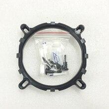 NOYOKERE kaliteli masaüstü 3in1 CPU soğutucu Fan braketi soğutucu tutucu bankası için LGA1150 1156 1155 775 1366