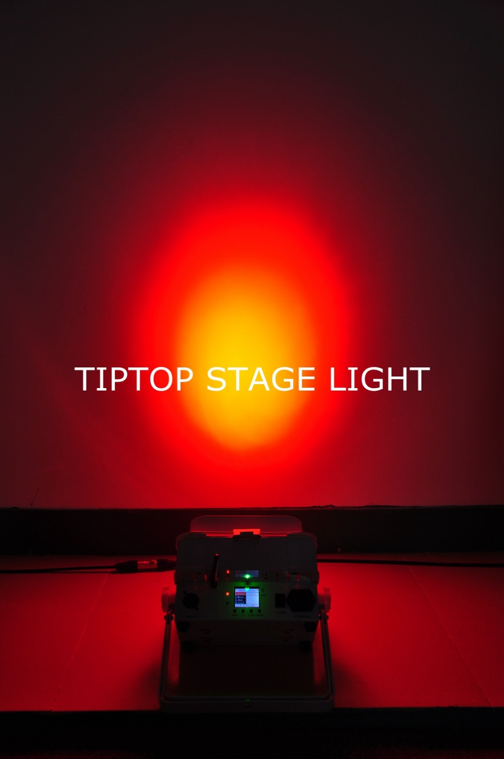 TIPTOP TP-G3049-5IN1 Price off of promotion mini smart dj uplighting light 9*15W RGBAW 5in1 Smart phone control Carry Handle