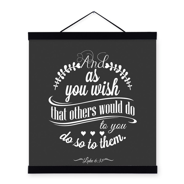 Modern minimalist black white hipster pop vintage poster prints inspirational letter quotes canvas paintings home wall