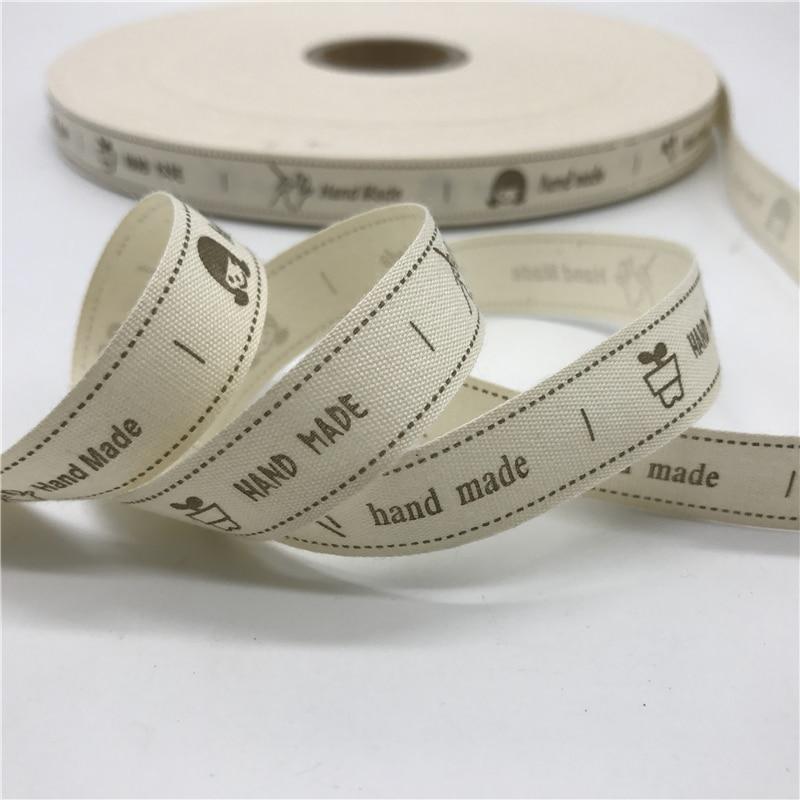 5 ярдов/лот 15 мм хлопчатобумажная лента ручной работы дизайн печатные хлопковые ленты для свадьбы Рождественское украшение DIY швейная ткань - Цвет: 30