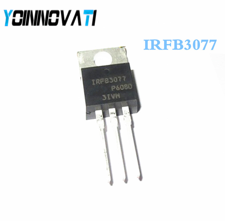 Free Shipping 10pcs/lot IRFB3077  Best Quality