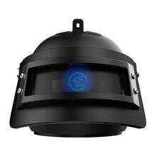 GameSir GB98K Protable Bluetooth Lautsprecher Mini Wireless Lautsprecher Spetsnaz Helm von PUBG Form, mit Geschenk Box