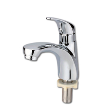 Free shipping Newly single cold basin sink faucet with handle bathroom and zinc alloy water