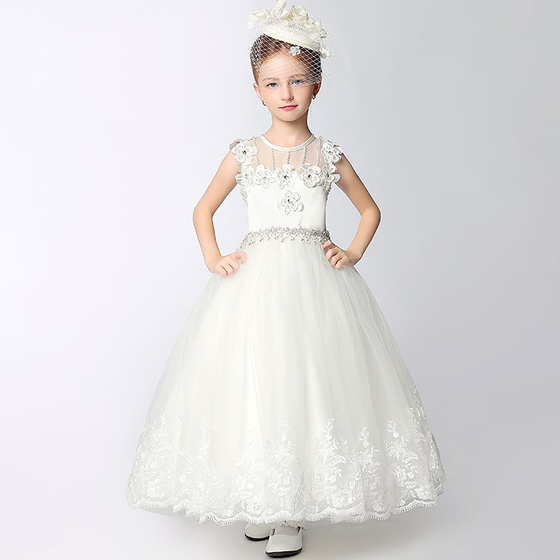 Flower girl dresses stores discount wedding dresses for Best stores for dresses for weddings