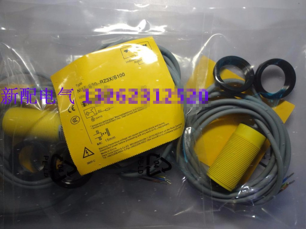 Original new 100% special selling high precision new sensor NI15-S30-RZ3X/S100 AC DC proximity switch dhl ems 5 sests new turck proximity switch ni4 m12 rz3x