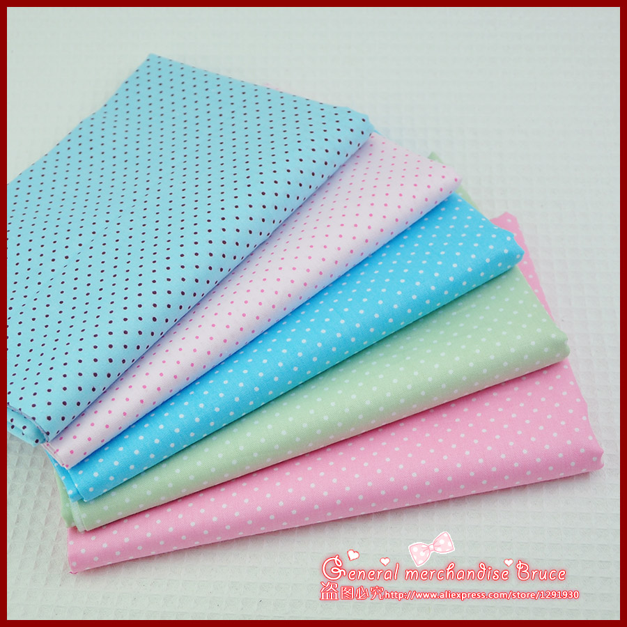 Cheap fabric online latest pcs pink blue green leaf for Cheap sewing fabric