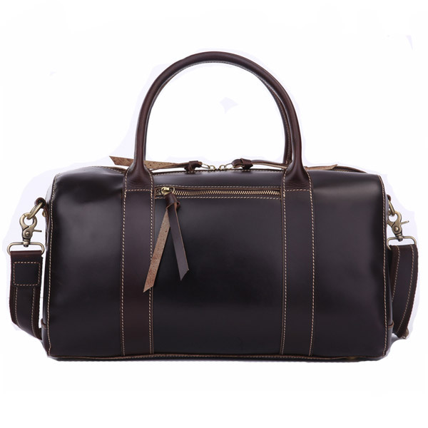 The New 2016 High-grade Imported First Layer Leather Bag Special Handbag on Business Luggage 100g bag nicotinamide food grade 99% vitamin b3 usa imported