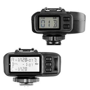 Image 3 - Godox X1C E TTL II 2.4G Wireless Flash Trigger High Speed Sync For Canon EOS 6D 7D 60D 650D 5DIII TT685 (Transmitter + Receiver