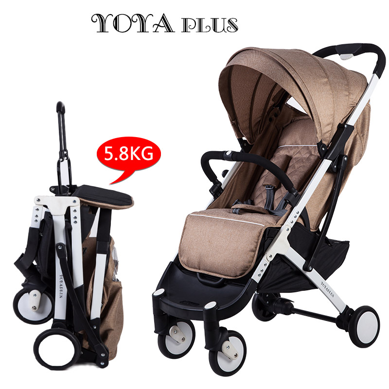New YOYAPLUS Travel Baby Stroller Portable Folding Umbrella Stroller And Easy Carry Bebek Arabasi Super Light Baby Stroller 2016 portable light easy carry fashion children baby stroller four wheels foldable stroller carry bag 4 color for 0 36 month