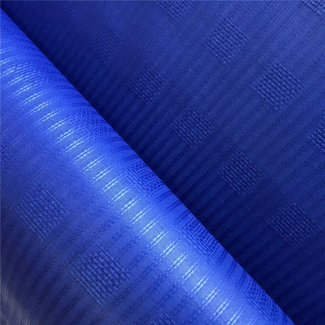 Di nuovo Modo di Royal Blu Atiku Materiale per Gli Uomini Panno di Buona Qulity 100% Cotone Atiku Tessuto in 10 metri