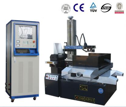 DK7750 CNC EDM wire cutting cut machine-in Wire EDM Machine from ...