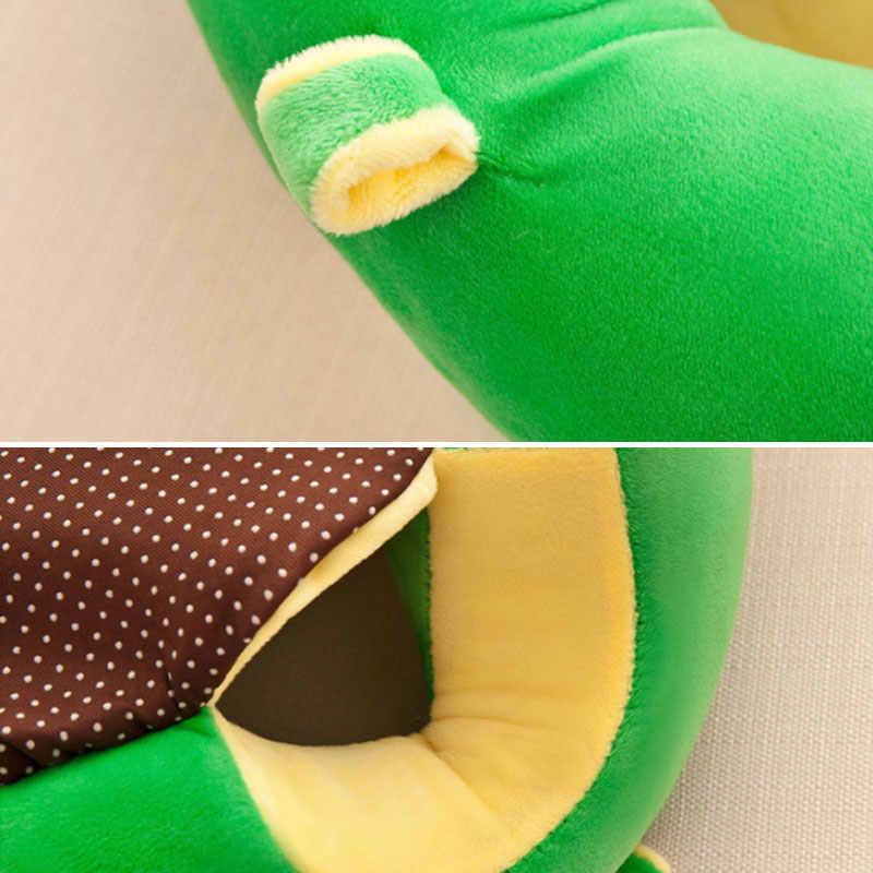 ตุ๊กตาของเล่น 0-2 ปีเด็กโยกเก้าอี้นุ่มเก้าอี้โซฟาเด็ก Plush โซฟาที่นั่งสนับสนุนที่นั่งนั่ง UP หมอน Infantil