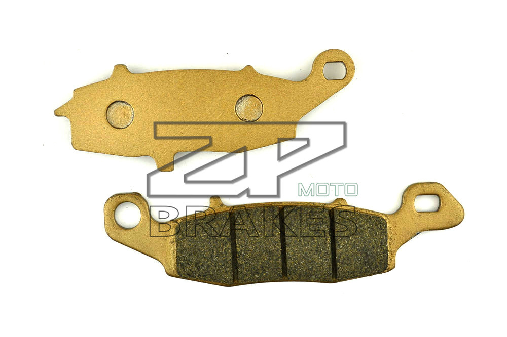 08656deae Motorcycle Brake Pads For Front /Left SUZUKI 650cc SV 650  X/Y/K1-2/SX/SY/SK1-2 1999-2002 OEM New BRAKING Organic Free shipping