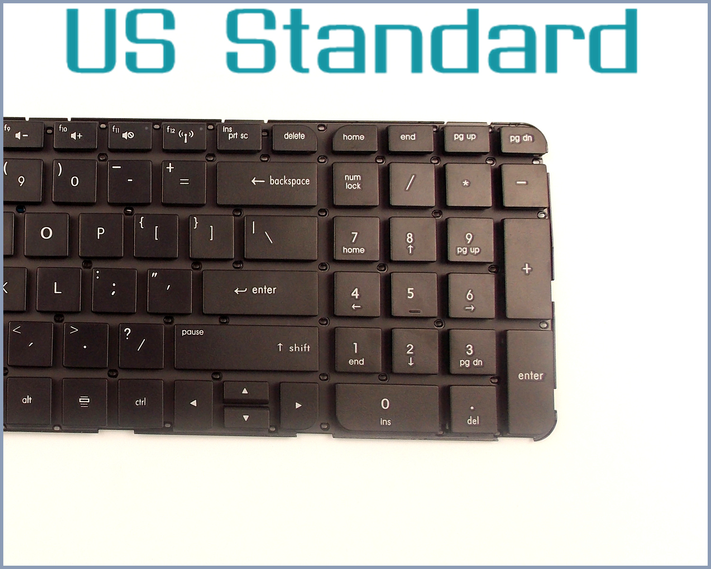 New For HP Pavilion dv7-7012 dv7-7015 dv7-7020 dv7-7022 dv7-7023 Keyboard black