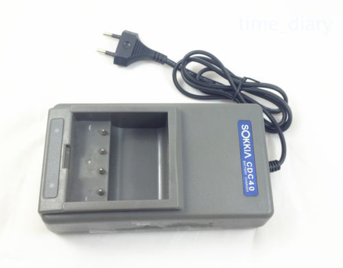 NEW SOKKIA TOTAL STATION CDC40 CHARGER FOR SOKKIA BDC35 BDC35A BATTERY цены