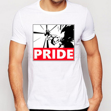 Vegeta PRIDE Shirt Dragon Ball