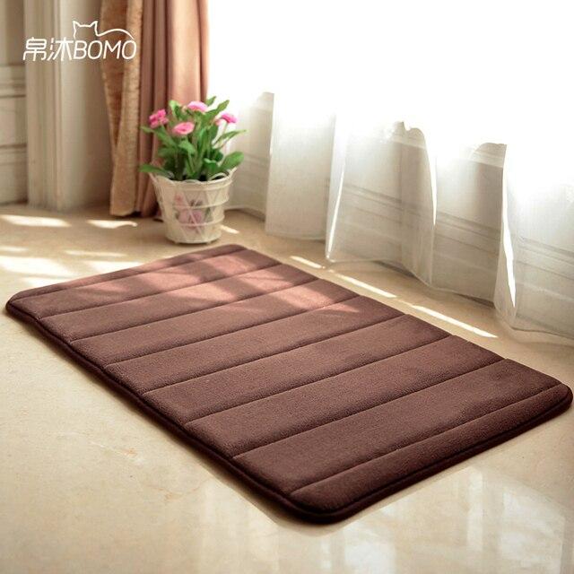 Sponge Bath mat for toilet bathroom 40x60cm tapetes de cozinha ...