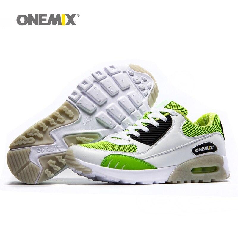 Для мужчин кроссовки Max Nice Ретро Run спортивные кроссовки для Для женщин Белый Зеленый Zapatillas спортивной обуви человек Открытый Прогулки крос...