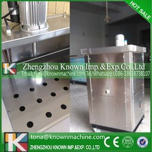 First quality 4000 pcs day commercial ice popsicle making machine in snack machine with 2 moulds