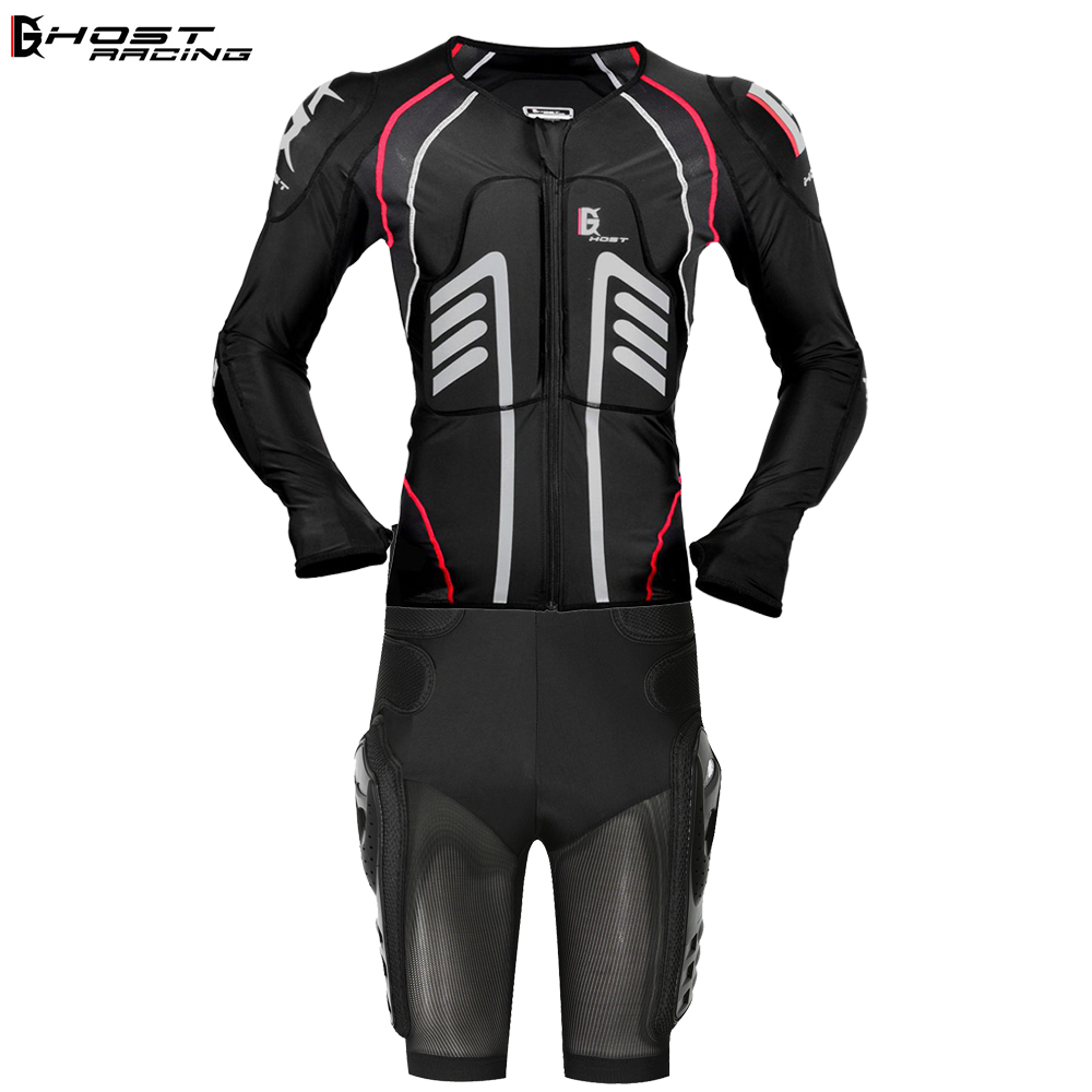 Motorcycle Jacket Motocross OFF Road Protective Gear Hip Pad Safety Body Armor Moto Shorts Racing Jacket MTB Protection Clothing