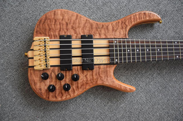 good custom ken smith 4 5 and 6 strings electric bass guitar gold hardwares free shipping in. Black Bedroom Furniture Sets. Home Design Ideas